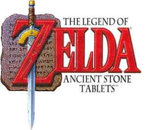 The Legend of Zelda - Ancient Stone Tablets
